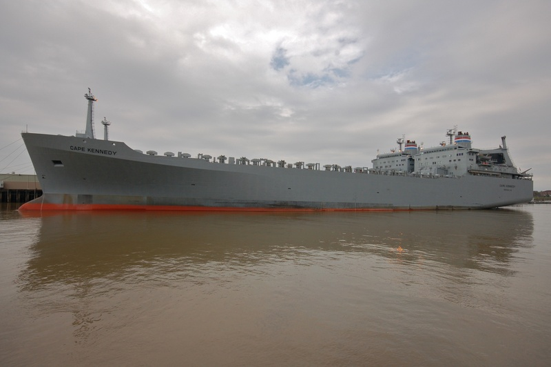 MV Cape Kennedy